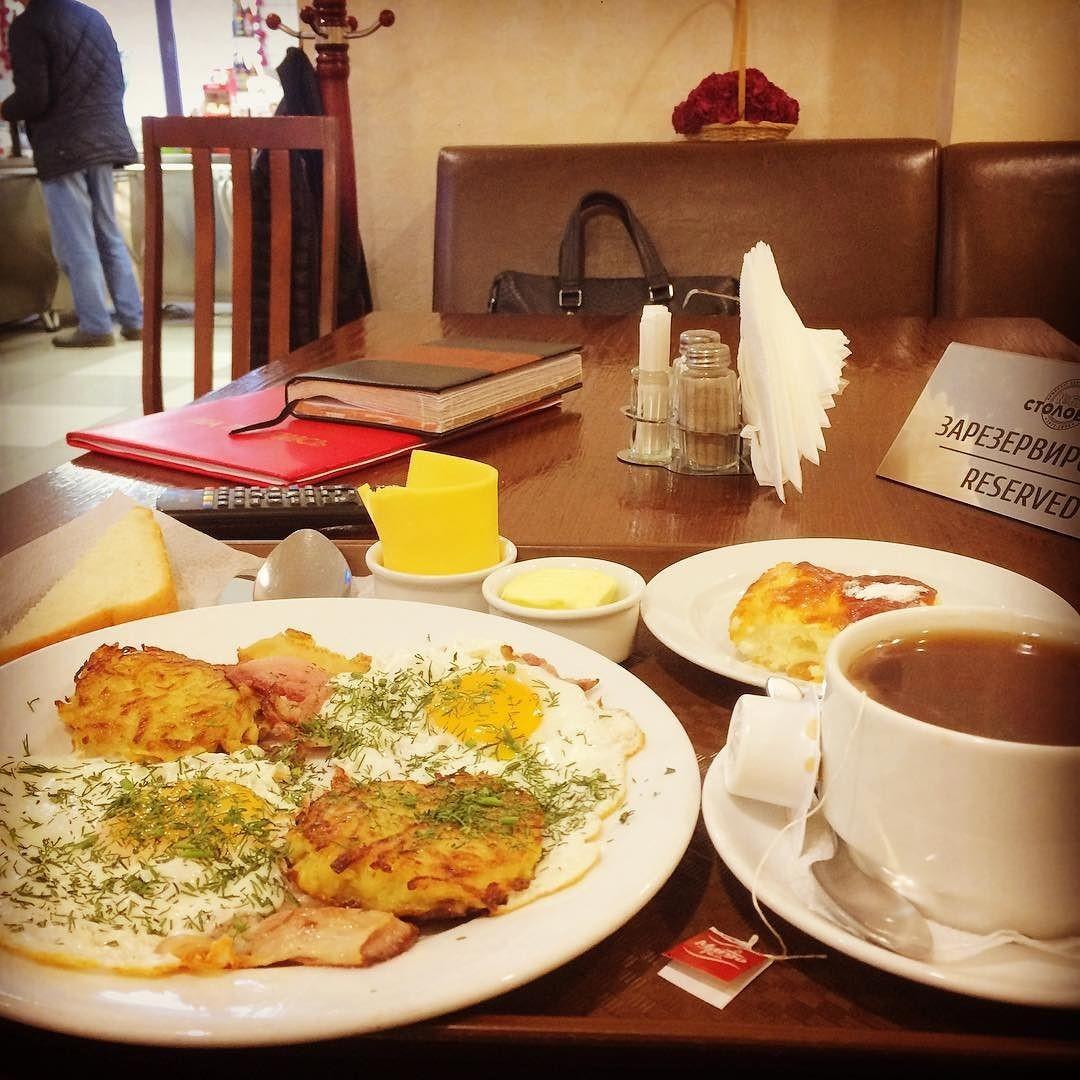 Красивая подача блюд и хорошая посуда - треть успеха в бизнесе на столовой